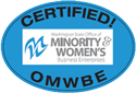 Office of Minority and Women's Business Enterprises Logo