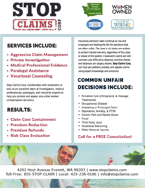 unfair L&I claims solutions